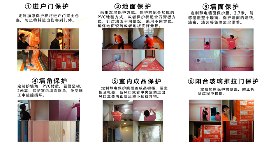 晨皓控股 奥普阳台整体空间 奥普阳台改造成品保护