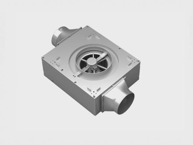 集成电器-新风取暖奥芯2代QTP2026DL