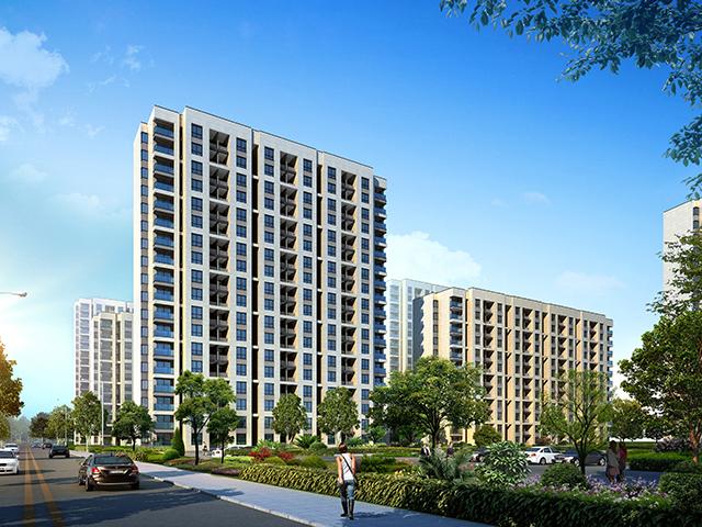 南京国际人才公寓-奥普吊顶