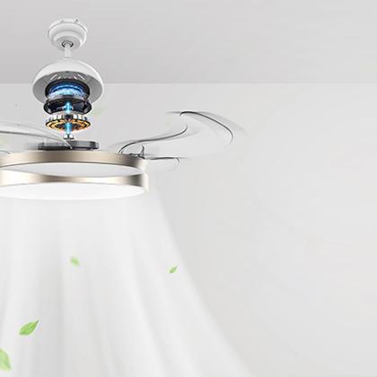 奥普新网站产品头图420-3御风风扇灯