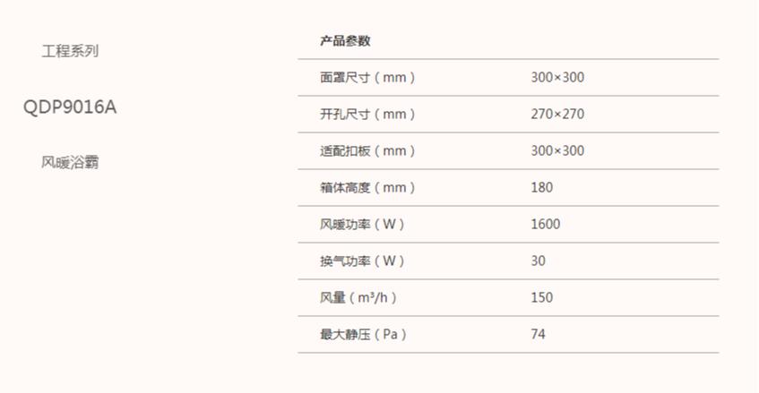 工程系列 QDP9016A