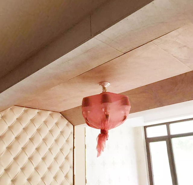 晨皓控股 奥普集成墙面 木工板吊顶集成墙面装饰