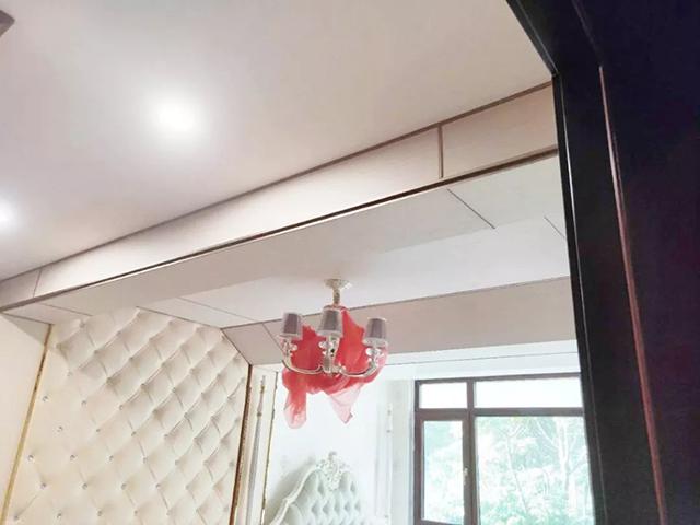 晨皓控股 奥普集成墙面 木工板吊顶集成墙面装饰施工